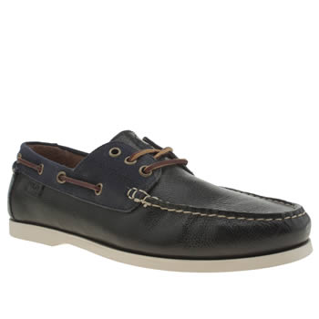 Polo Ralph Lauren Navy Bienne Ii Shoes
