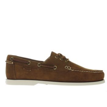 Polo Ralph Lauren Tan Bienne Ii Mens Shoes
