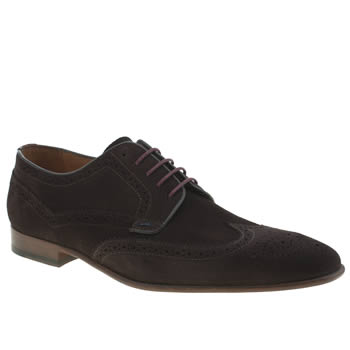 Paul Smith Shoe Ps Brown Aldrich Shoes