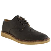Black Toms Brogues