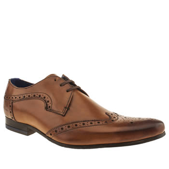 Mens Ted Baker Tan Hann Shoes
