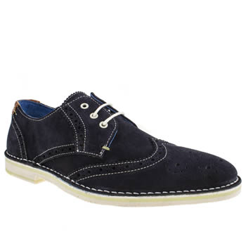 mens ted baker navy jamfro 3 shoes