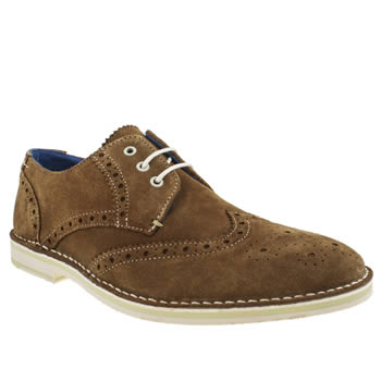 mens ted baker tan jamfro 3 shoes