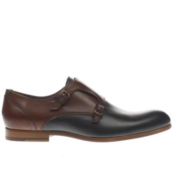 Ted Baker Black & Brown Valath Shoes
