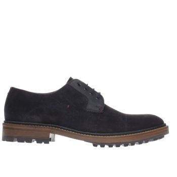 Ted Baker Navy Kloude Shoes