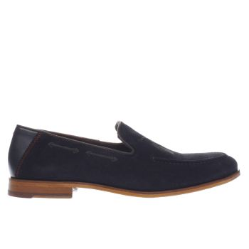 Ted Baker Navy Cannan Mens Shoes