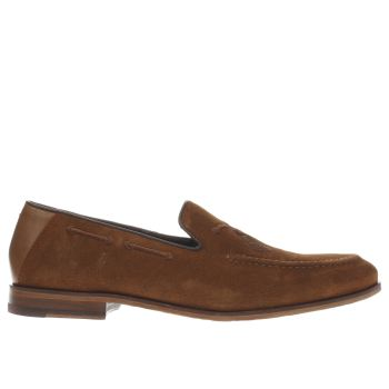 TED BAKER TAN CANNAN SHOES