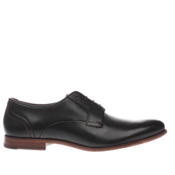 Ted Baker Black Iront Mens Shoes