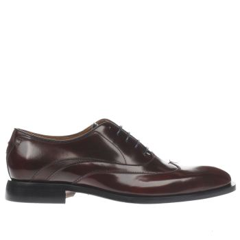 Oliver Sweeney Burgundy Alassio Mens Shoes
