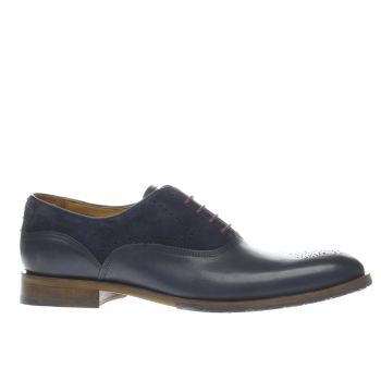 Oliver Sweeney Navy Chancery Mens Shoes