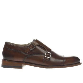 Oliver Sweeney Dark Brown Albourne Shoes