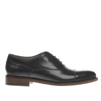 Oliver Sweeney Black Lupton Shoes