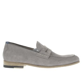 Oliver Sweeney Grey Ashdown Shoes