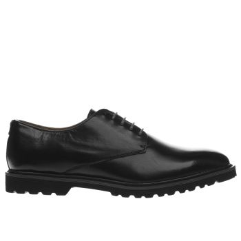 Peter Werth Black Laurie Derby Shoes