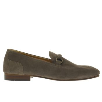 H BY HUDSON KHAKI RENZO SHOES