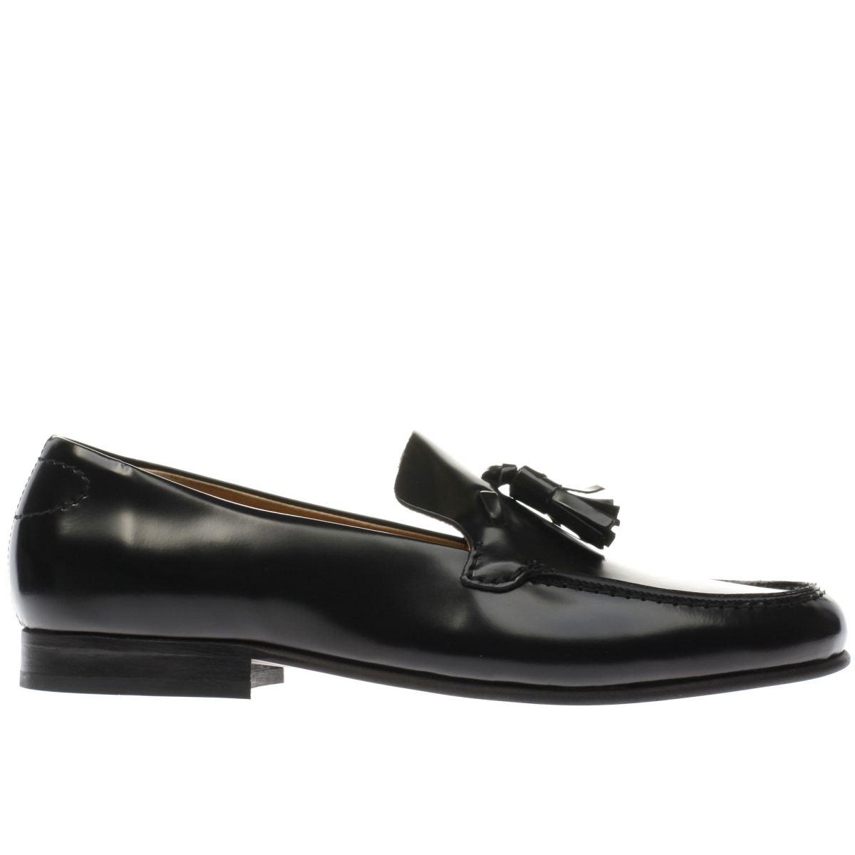 h by hudson black bernini shoes