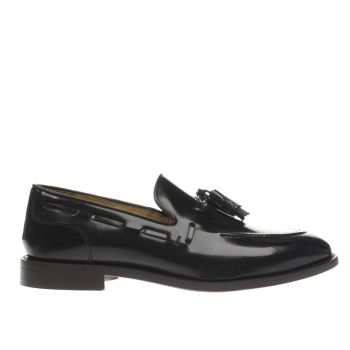 H By Hudson Black Benedict Shoes