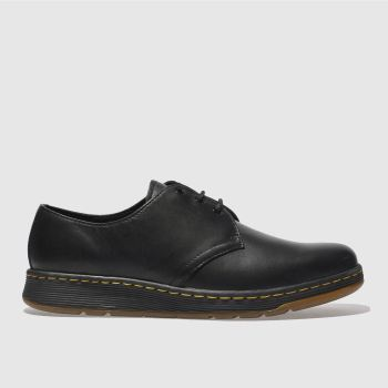 Dr Martens Black Cavendish Mens Shoes