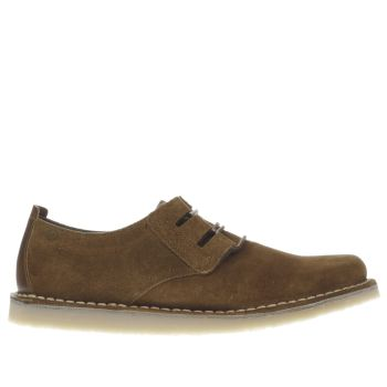 Red Or Dead Tan MR BRIGGS GHILLI Shoes
