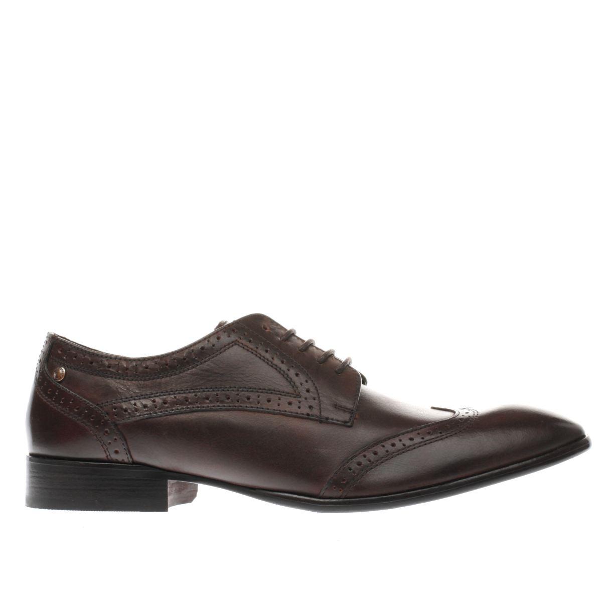 base london dark brown larsson shoes