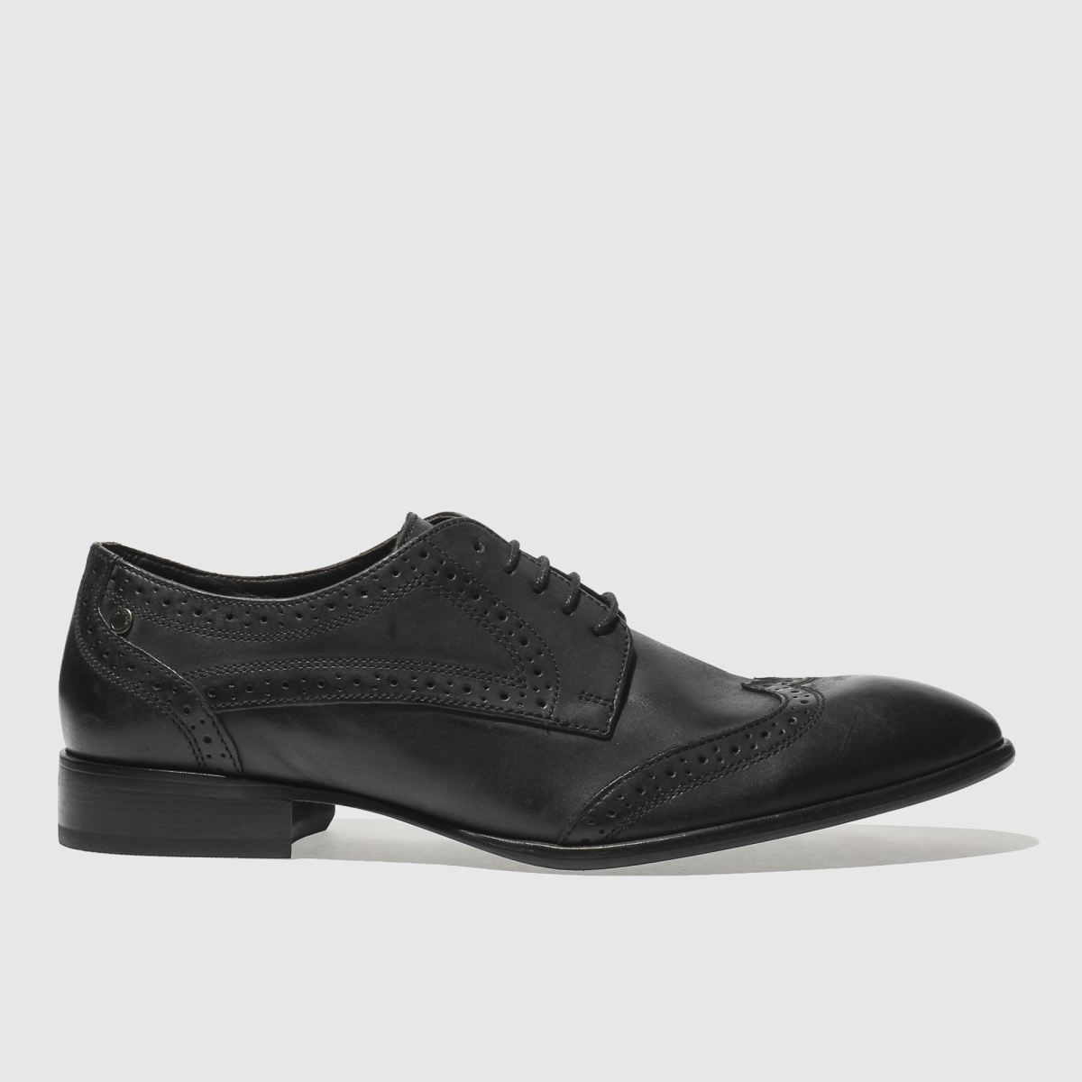 Base London Base London Black Larsson Shoes