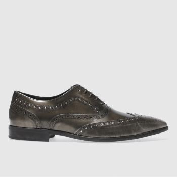 Red Or Dead Bronze Mr Mcavoy Brogue Mens Shoes