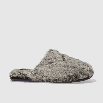 Ted Baker Grey Nnyah Mens Slippers