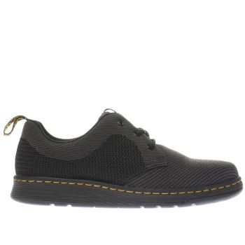 Dr Martens Grey Cavendish Mens Shoes