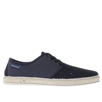 RED OR DEAD NAVY MR CRUZ SHOES