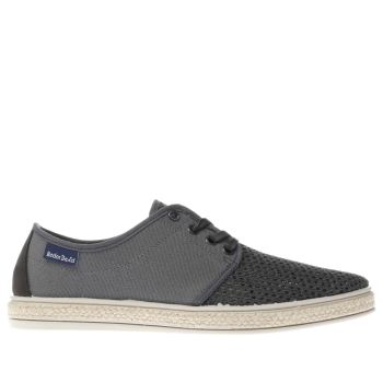 Red Or Dead Grey Mr Cruz Mens Shoes