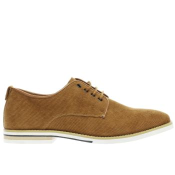 Peter Werth Tan Nesbit Split Cord Mens Shoes