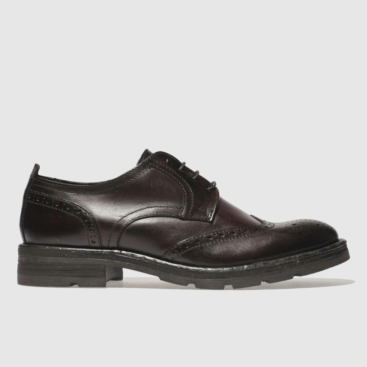 Base London Brown Murphy Shoes