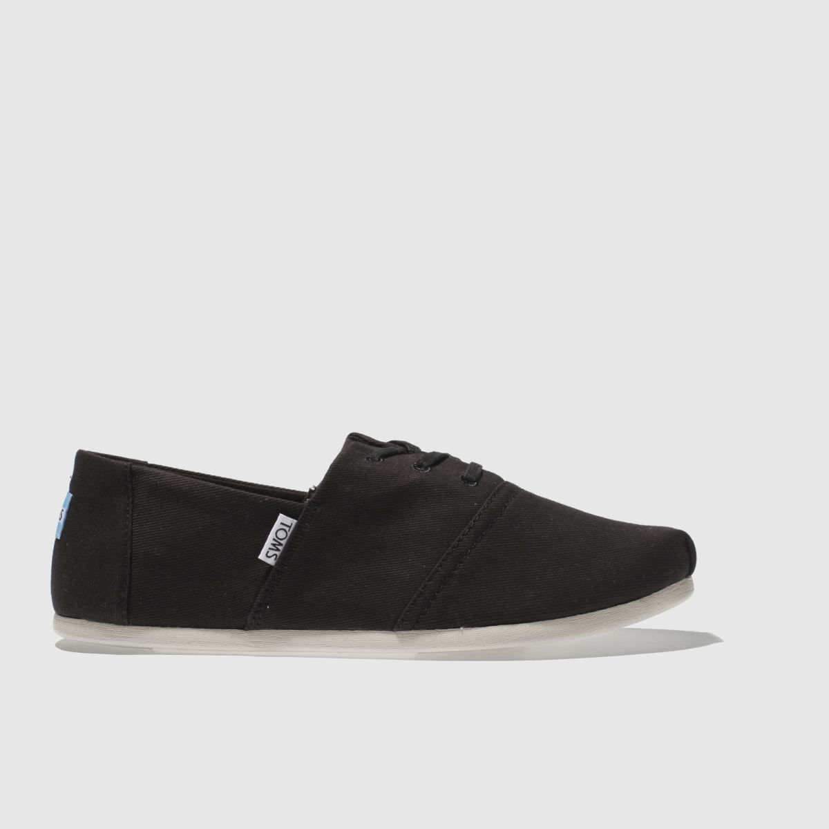 Toms Black Hermosa Shoes