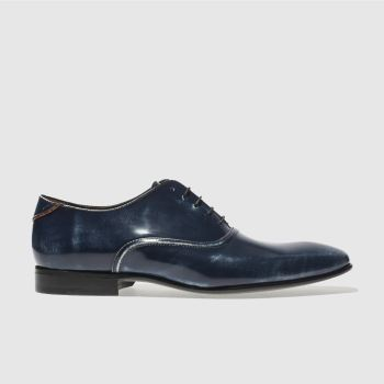 Paul Smith Shoe Ps Navy Starling Mens Shoes