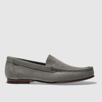 Paul Smith Shoe Ps Grey Danny Mens Shoes