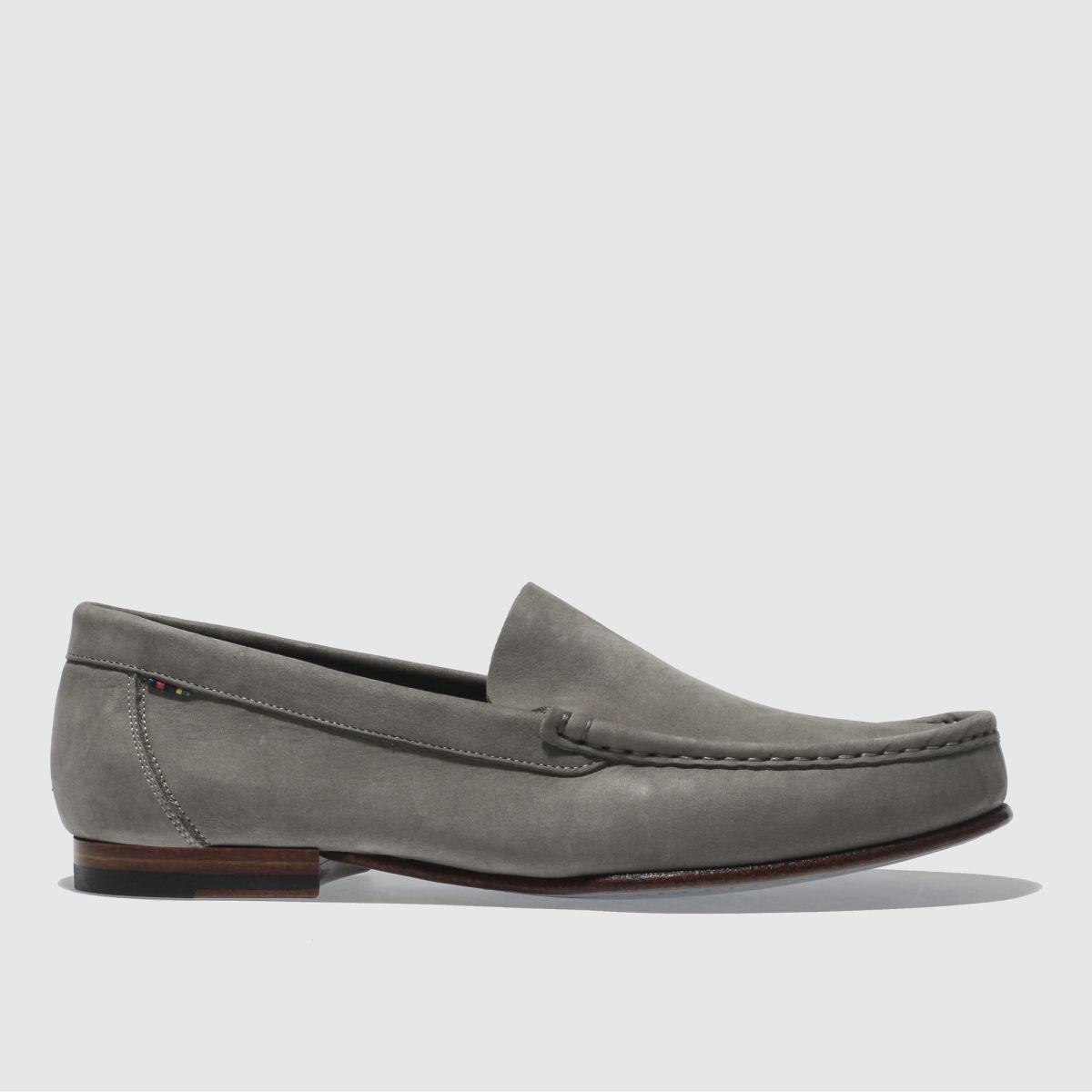 Paul Smith Shoe Ps Grey Danny Shoes