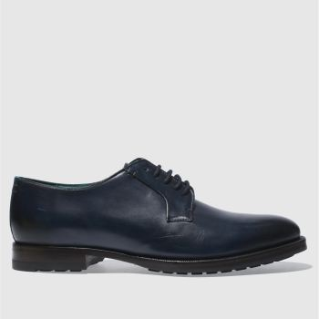 Ted Baker Navy Silice Mens Shoes