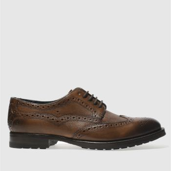 Ted Baker Tan Senape Mens Shoes