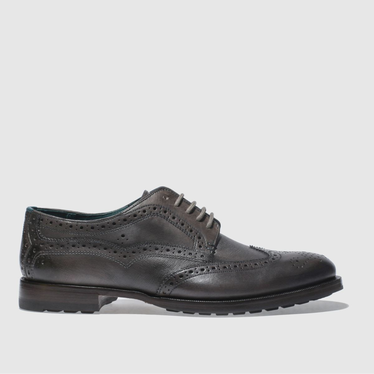 Ted Baker Dark Grey Senape Shoes