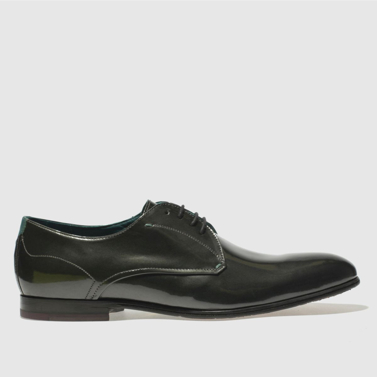 Ted Baker Dark Grey Fonntan Shoes