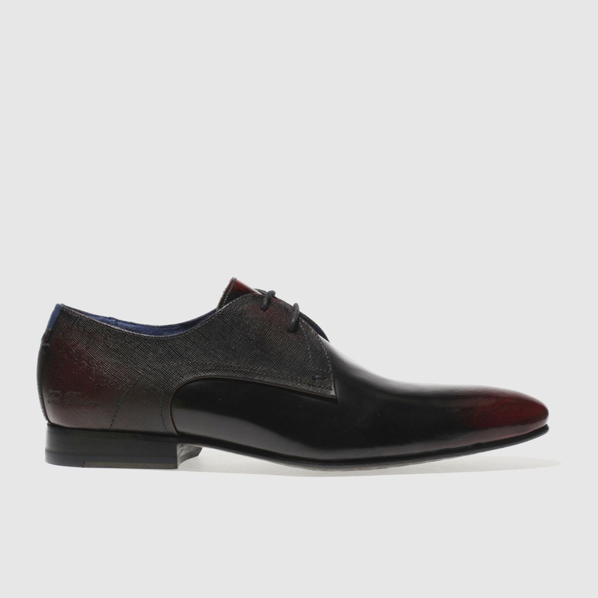 Ted Baker Burgundy Peair Shoes