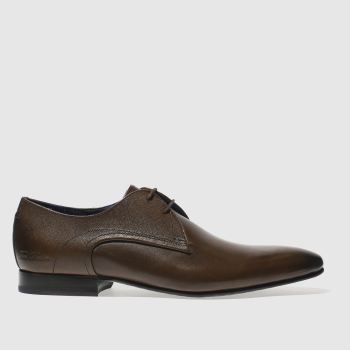 Ted Baker Brown Peair Mens Shoes