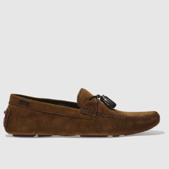 Ted Baker Tan Urbonns Mens Shoes