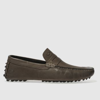 Base London Brown Morgan Mens Shoes