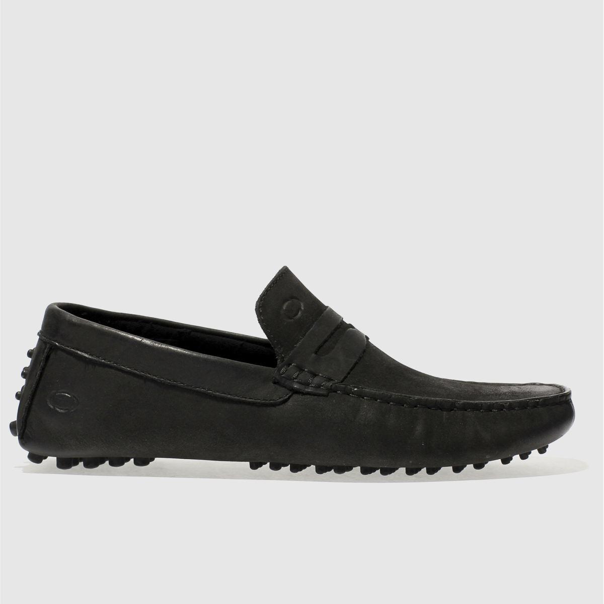 base london black morgan shoes