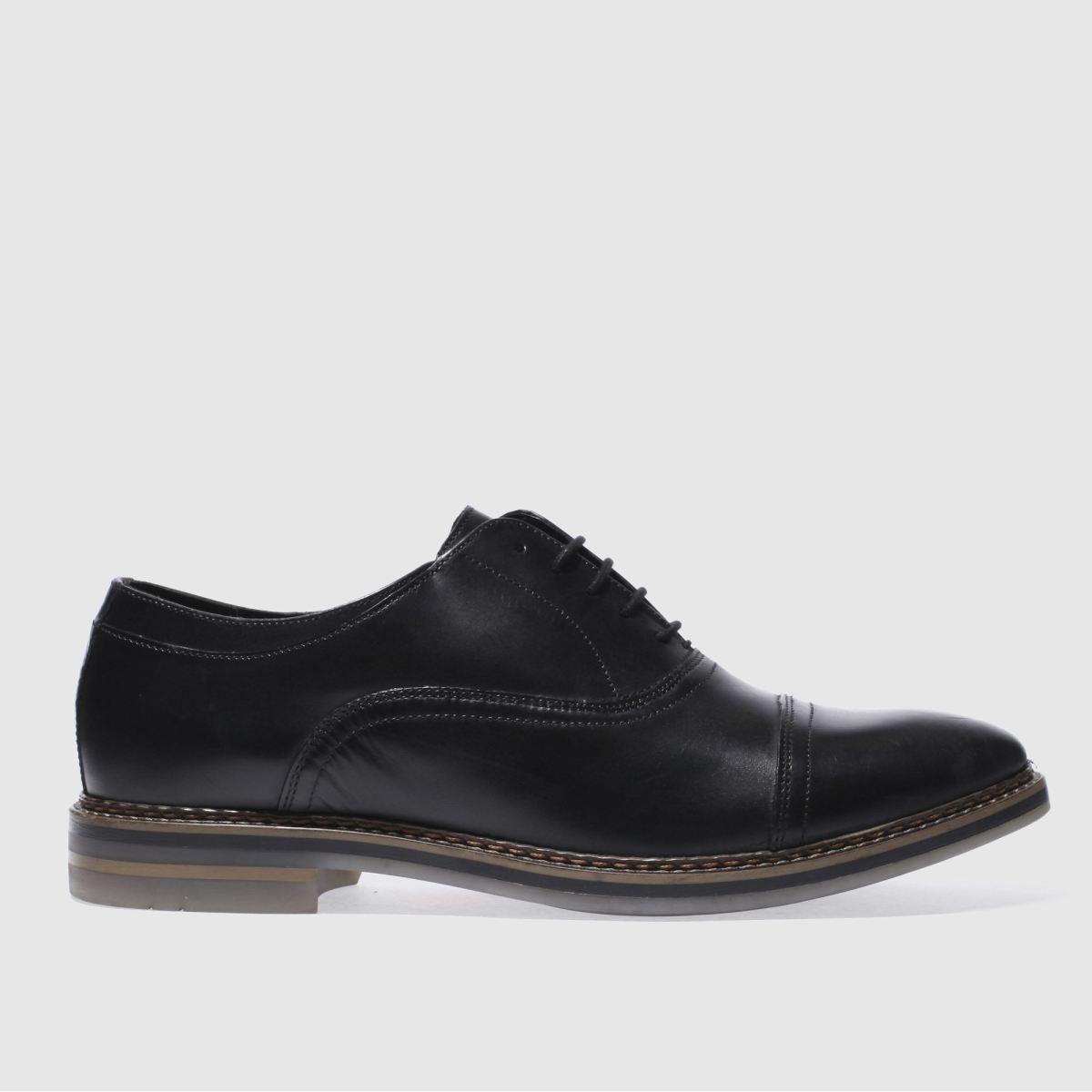 base london black harvey shoes