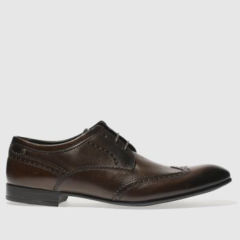 Base London Brown Purcell Mens Shoes