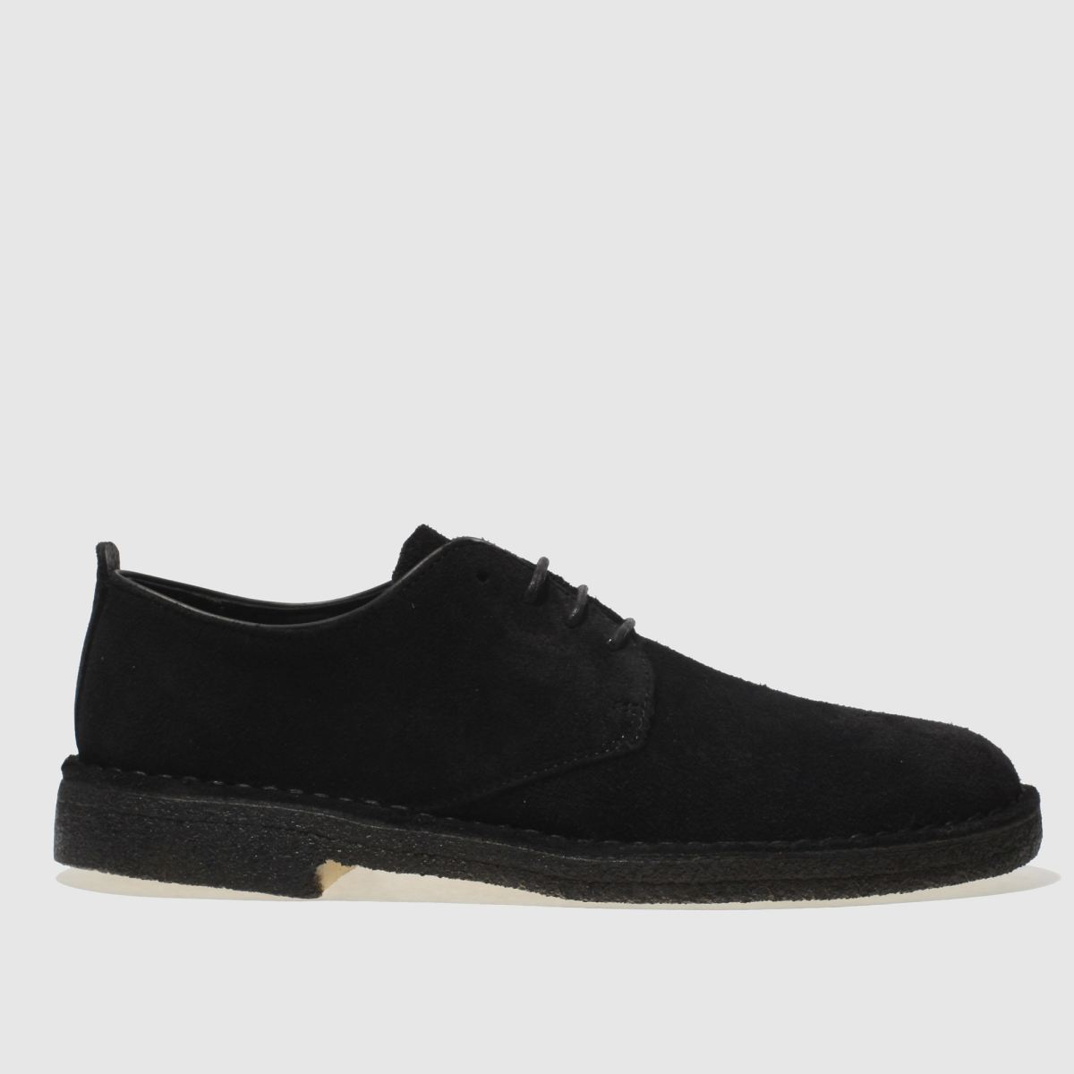 Clarks Originals Black Desert London Shoes