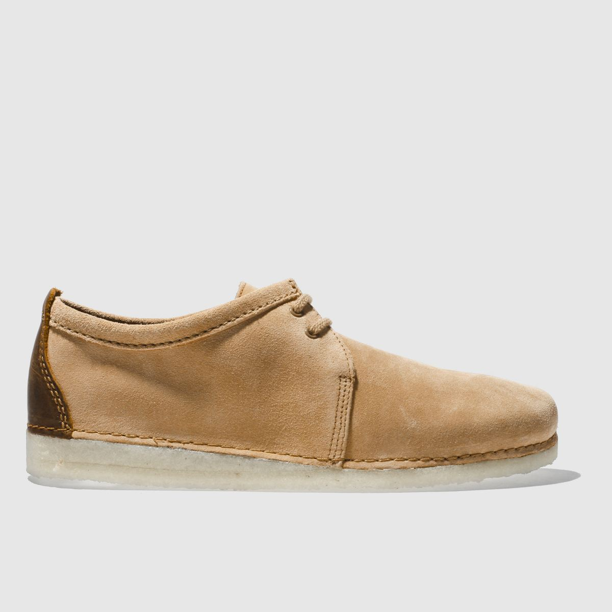 Clarks Originals Tan Ashton Shoes