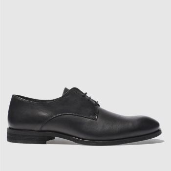 Schuh Black Troy Gibson Mens Shoes